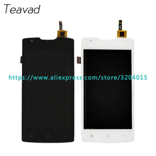 Buy high 4.0'' Lenovo A1000 LCD Display Screen Touch Screen Digitizer Assembly Repair Parts Free for $14.90 in AliExpress store