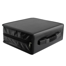 288 Disc CD DVD Case Storage Bag Album Holder Box Cover Carrying Organizer Disc Storage Wallets