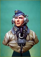 X-053 World War II German bomber pilot