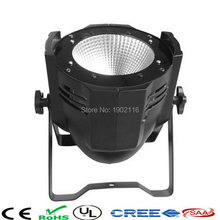 Niugul 100W COB LED PAR DMX Theater Spotlight warm white and White LED Stage Lighting Projector led par 100w COB light