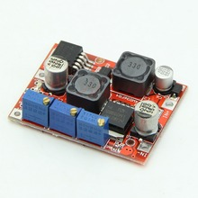 LM2577S LM2596S DC-DC Step Up Down Boost Buck Voltage Power Converter Module H02