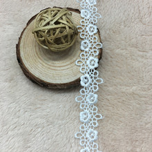 Clothing accessories DIY water soluble lace lace children 's wear women' s polyester bar code shelf(China)