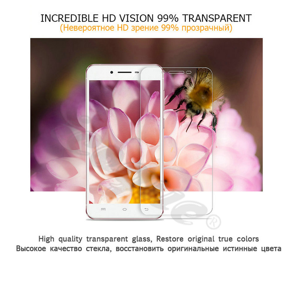 Icoque 9H 2.5D Glass for Nokia 3 Screen Protector Glass Display Film for Nokia3 Nokia 6 7 8 5 2 Nokia 3 Tempered Glass Protector (8)
