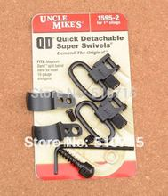 "Hunting Gun sling qd swivel fit most 16 Gauge & .750""-.800"" shooting 1595-2 shooting(China)"