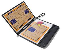 2016 New Arrival Basketball Tactics Board-two Binary Basketball Training Equipment PU Material Basketball Ball Accessories Sport