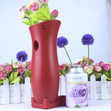 Newest Light Senser Automatic Aerosol Dispenser Desktop Flower Arrangement Air Freshener 300ml Perfume Dispenser for Home