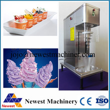 CE approve frozen yogurt blender fruits soft ice cream mixing maker machine NT-R50(China)