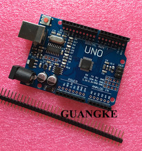 One set New TENSTAR ROBOT UNO R3 ATmega328P/CH340G for arduino uno r3(China)