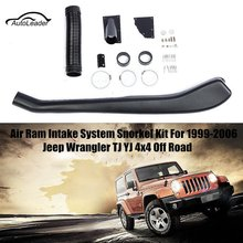 Car Clean Air Ram Intake Snorkel System For Jeep /Wrangler 99-06 TJ YJ 4x4 Off-Road(China)