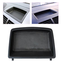 DWCX 1K0857921D 1K0858719C Center Storage Tray Shelf & Pad For VW Jetta Golf GTI GLI MK5 Rabbit 2006 2007 2008 2009