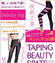 Hot Shapers Pants For Women Shapewear Slimming Sauna Leg Shaping Effect Slender Legs Massage Butt Lifter Pant Leggings(China)