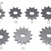 T8f Sprocket Electric-Scooter 500W 10T 15T 14T 10MM 13 12 9 11T for Razor-Evo IZIP 1000W