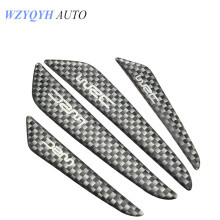 Excellent car styling WRC carbon fiber anti-collision bar case For Mazda 2 3 6 Cx-5 CX-7 323 Skoda Octavia A5 A7 Fabia Rapid