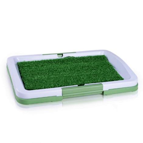 New Design garden tool Pet Dog cat Pet Lawn formula Toilet clean tool Tray Cat Pad Indoor Pet Potty train Toilet<br><br>Aliexpress