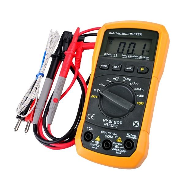 Hot Sale Handheld Battery Operated Digital Multi Meter LCD Digital Meter Multimeter AC DC Ammeter Voltage Multitester Tester <br><br>Aliexpress