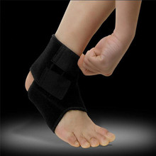 Sports Pain Relief Compression Ankle Brace Support Stabilizer Foot Wrap Elastic Outdoor Bike Bicycle Cycling Pritection A2