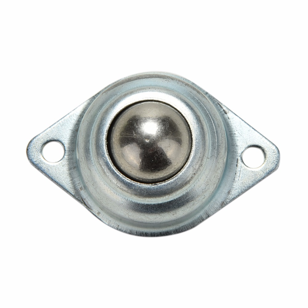 Metal Caster Flexible Move Roller Ball Bearing Stable Metal Round Ball Furniture Caster 1PCS 48*32*22mm