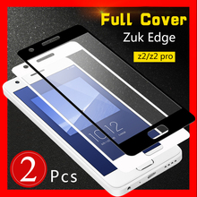 Buy 2PCS 9H Full Cover Tempered Glass Lenovo zuk z2 z2pro Screen Protector zuk Edge z2 Pro z 2 plus protective Film Case for $3.31 in AliExpress store