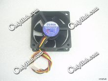 Genuine For ZALMAN GM1206PTVX-AF DC12V 3.2W 3pin 3wire 6025 60X60X25MM Cooling Fan(China)
