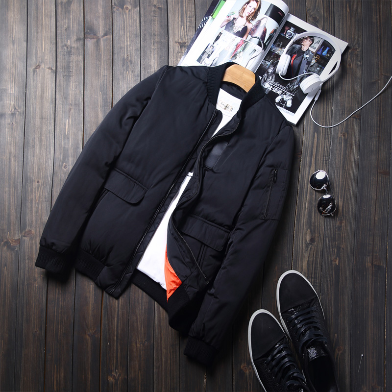 Free Shipping New Euro-America High Street Bomber Jacket Men Winter Tide Brand Slim Jacket chaqueta hombre big size M-4XLОдежда и ак�е��уары<br><br><br>Aliexpress