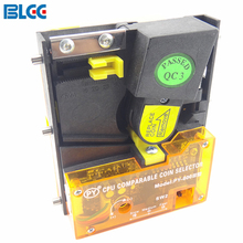Advanced Vertical Coin Acceptor in Coin Operated Games CPU Coin Selector for Veanding Machine Arcade Part