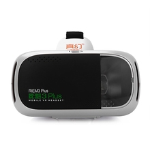 Ritech III Virtual Reality Goggles Casque 3D VR Glasses Box Google Cardboard Remote 3 D Vrbox for iPhone Samsung Android Gamepad