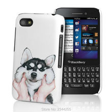 Huskies Cases Hard PC Back Cover Phone Case For Blackberry Z10 Z30 Q20 Q10 Q30 Passport Silver Edit Q5 phone case