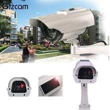 Gizcam Professional Solar Simulative Camera Emulation Vision Recorder Waterproof Outdoor Gray Camcorder(China)