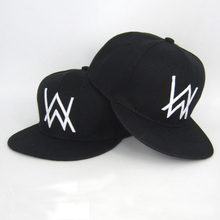 AlanWalker Faded Magic Electronic Music Snapback Baseball Cap Adjustable Fitted Flat Hat Baseball Caps