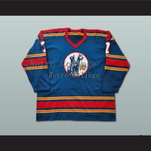 Kansas City Scouts #17 SIMON NOLET Hockey jersey Embroider stitching stitched Customized Any Name And Numbe(China)