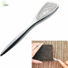 YIHONG Puer Tea Knife Handmade Puerh Tea Knives Thickening Stainless Steel Needle Insert Sticks Coffee Tools(China)