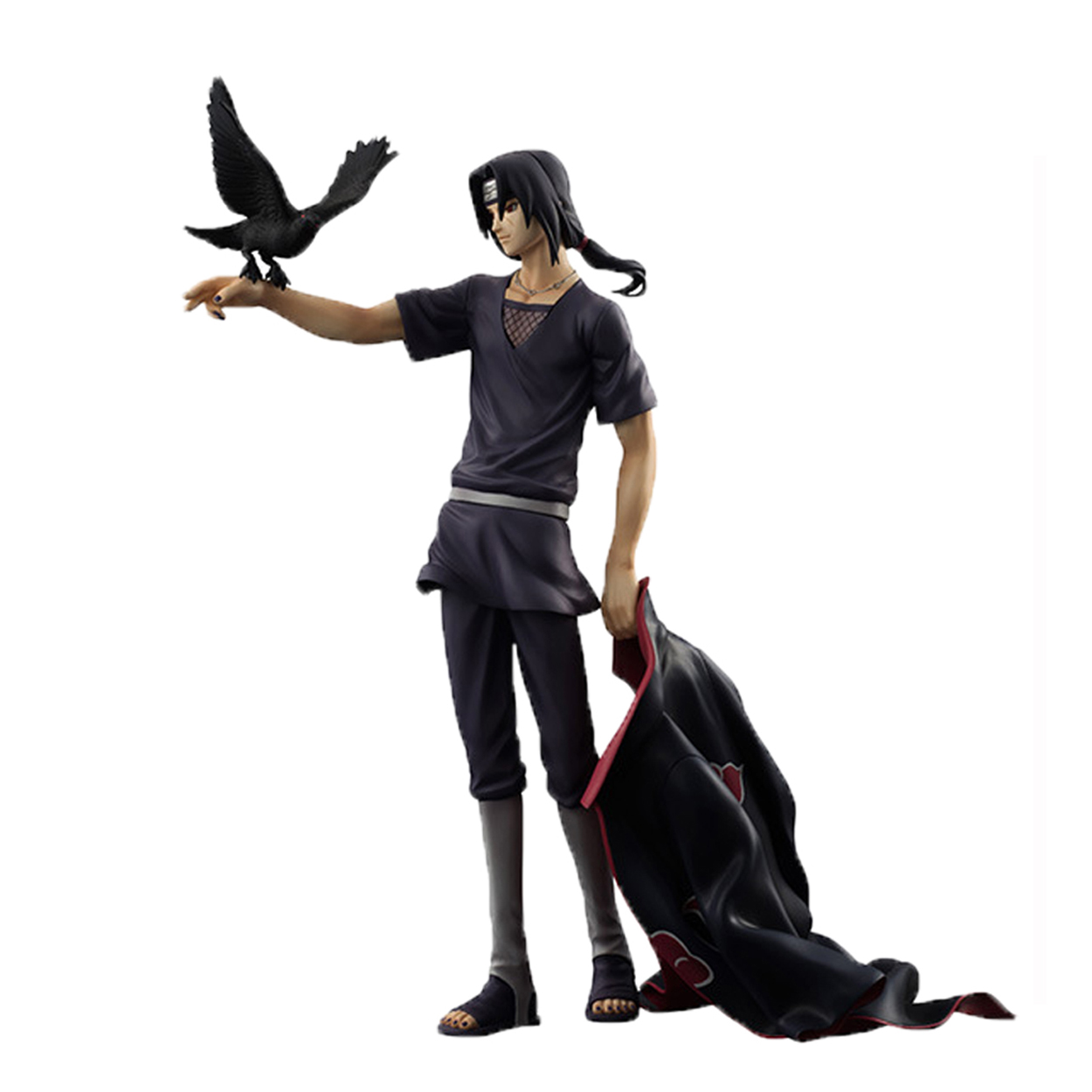 Chanycore 23cm Hot Anime Naruto NARUTO Uchiha Itachi MEGAHOUSE MH GEM PVC Action Figure Collection Model Toys Christmas Gifts<br>
