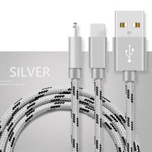 MFI Certified For iphone 7 Lattice 8 Pin to USB Syncing and Charging Charger Cable Data Cord for iPhone 7 6 6s Plus 5 5s 5c ipod