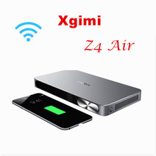 "Original XGIMI Z4 Air Portable Projector FULL HD 1080P WIFI Android 3D Blutooth 180"" LED No Screen TV Beamer 13600mAh Battery"