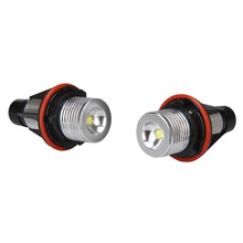E39-6W LED Angle Eye Easy Installation Low Consumption Energy-Saving Fast Response Long Lasting No-flicker Car Light