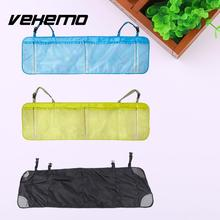 Car Back Rear Trunk Seat Elastic String Holder Nets Mesh Hatchback Rear Luggage Cargo Trunk extra Storage Organizer