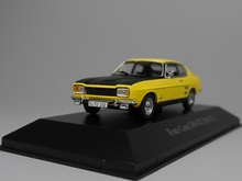 Auto Inn - ixo 1:43 Ford Capri 1700 GT 1969-72 Diecast model car(China)