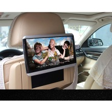 Top Selling Headrest DVD Player Compatible For Ford All Models HD Media Play 1080P Car Headrest TV(China)