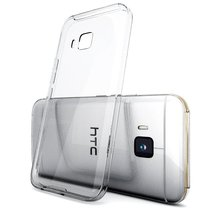 For HTC 10 One M7 M8 M9 E8 E9 E9+ A9 Plus Desire 820 Case Soft TPU Gel Transparent Clear Crystal Silicone Ultra Thin Back Cover