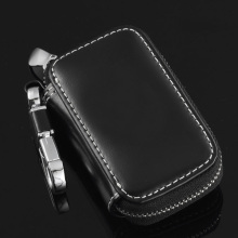 Free shipping Genuine leather car key cover bag wallet  For Volvo s80l s40 s60l xc60 c30 c70 s60 s80 v40 v50 v60 v70 xc90