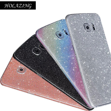 Buy HOLAZING Full Body Glitter Bling Sticker Samsung Galaxy Note5 Strass Ultrathin Luxury Skin Slim Fit Case Cover for $1.49 in AliExpress store