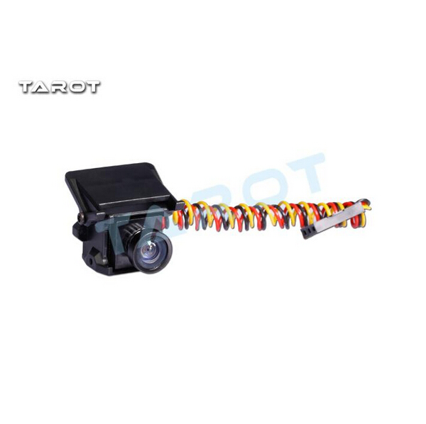 F15997 Tarot Mini HD Camera FPV 5-12V NTSC Format TL300MN2 FOR Mini 200/ 250/ 300 Quadcopter FS<br>