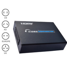 New Scart to HDMI 1080P Converter Scaler Box Splitter HDTV Audio Video Projector GDeals