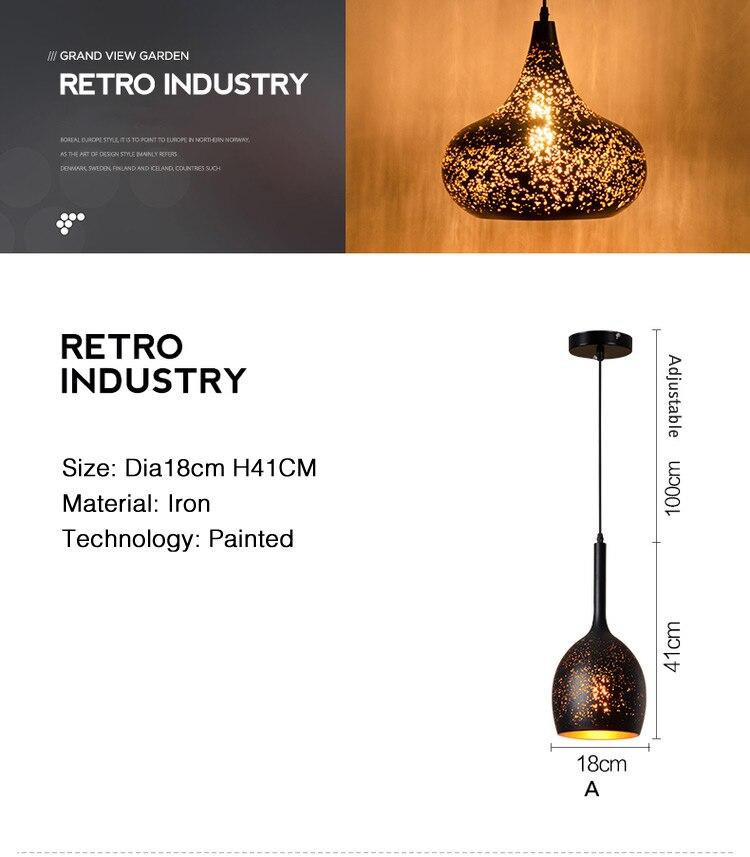 vintage pendant lamps (8)