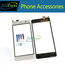 1PC/Lot High Quality For Oukitel C5 Pro 5.0Inch Touch Screen Digitizer Touch Glass Panel Replacement Part With Tools(China)