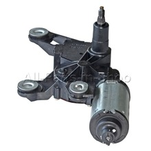 For VW Audi A4 A6 Allroad Avant Quattro Rear Wiper Motor FOR 4F9955711B / 579602(China)