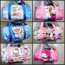 Cartoon ice Princess Moana Hello Kitty Melody Doraemon Handbags Women Travel Bags Girls Shoulder Bag Big Capacity Travel Bag