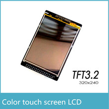 65535 Color Touch Screen TFT Module 3.2 inch Parallel LCD ILI9341 STM8/STM32 driver(China)
