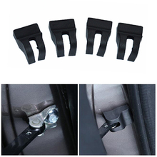 4PCS Auto Door Check Arm Protection Cover For Mitsubishi Outlander ASX Lancer EVO Galant