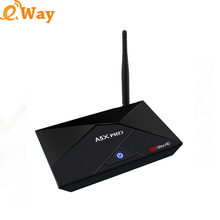 5 pcs/lot A5X Pro RK3328 2G 16G Smart TV Box 4K Streaming TV Box Receiver 2.4G/5G Dual Wireless 3D video network Android tv Box(China)